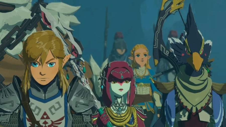 Hyrule Warriors Age Of Calamity Release Date Gameplay And Trailer