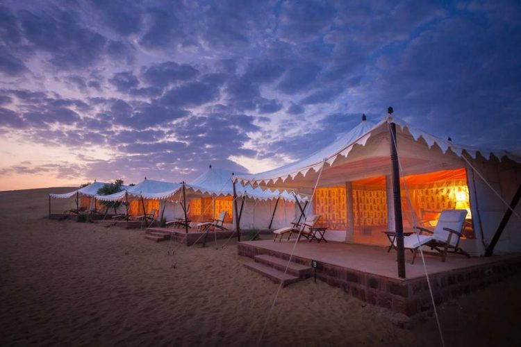 5 Best Desert Camps in Rajasthan