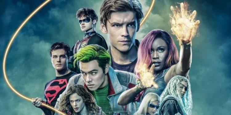 DC Titans Season 3 Release Date