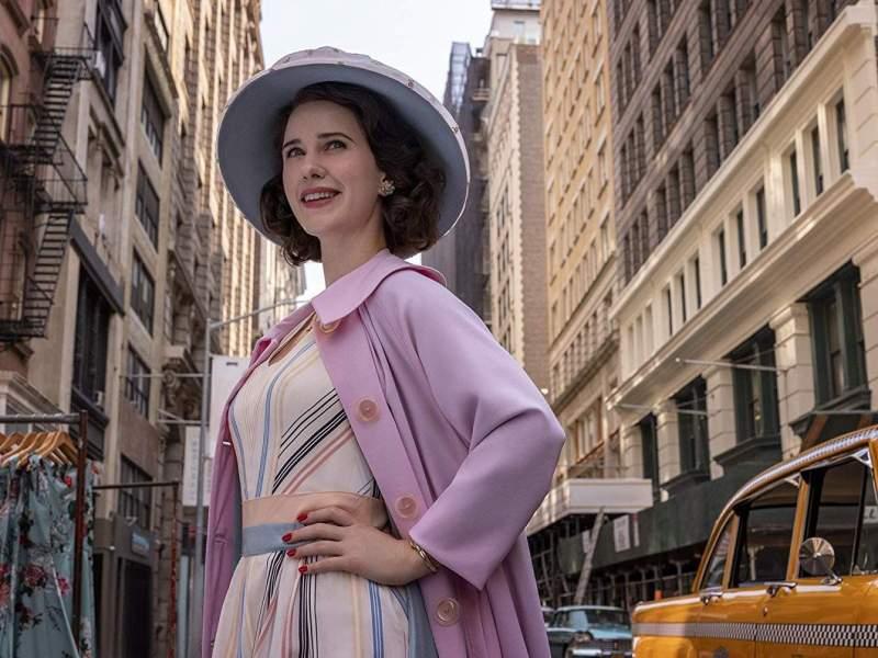 The Marvelous Mrs. Maisel Season 4 trailer