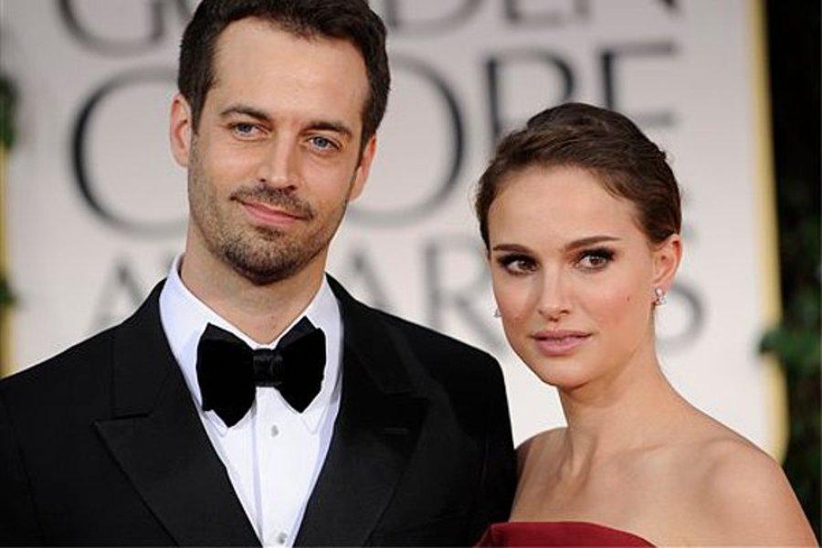 Natalie Portman's husband is Benjamin Millepied