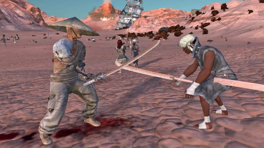 Kenshi 2 Gameplay