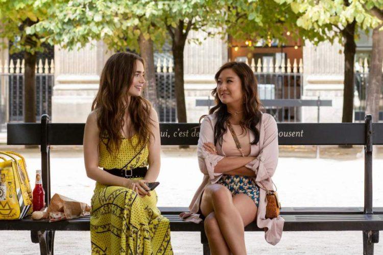 Emily in Paris Netflix series
