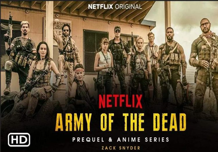 Army of The Dead' Gets A Prequel Film and an Anime Series