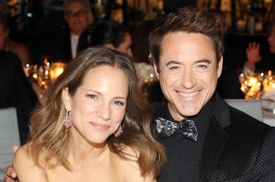 Robert Downey Jr Biography and wife Susan Downey
