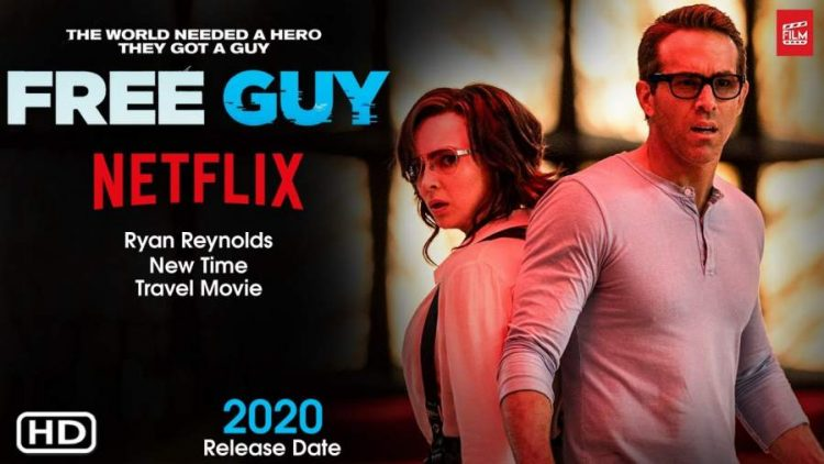 Free Guy Trailer and Release Date