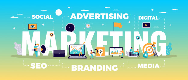 Online and Digital marketing only