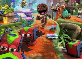 Sackboy A Big Adventure release date