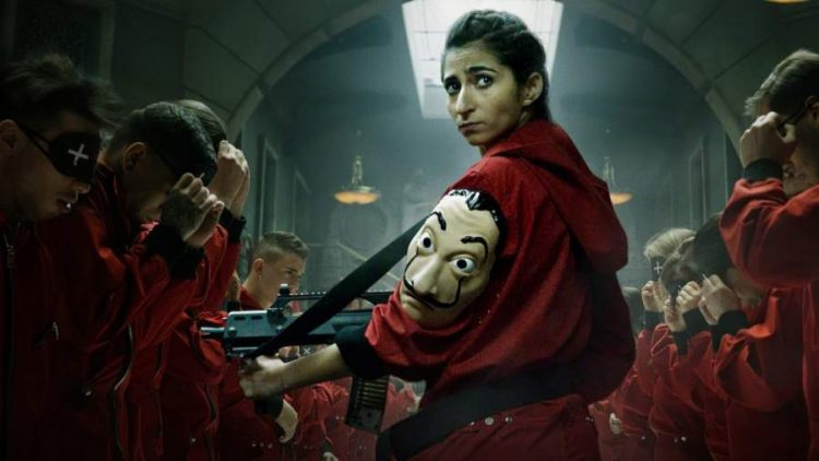 10 TV Series like Money Heist