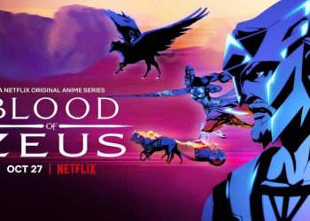 Blood of Zeus Anime Coming to Netflix