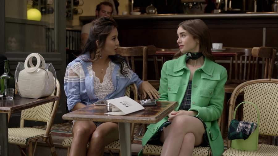 The full-on Chanel scene