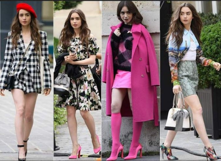 9 Wardrobe Outfit Ideas from Emily in Paris