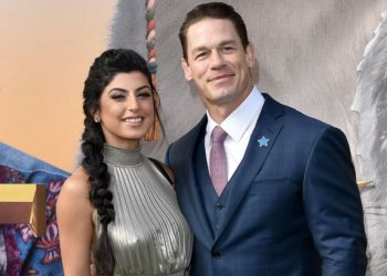 John Cena Ties The knot with Shay Shariatzadeh