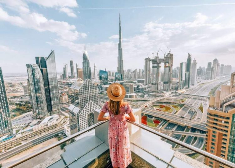 Stay and work program in Dubai without work visa