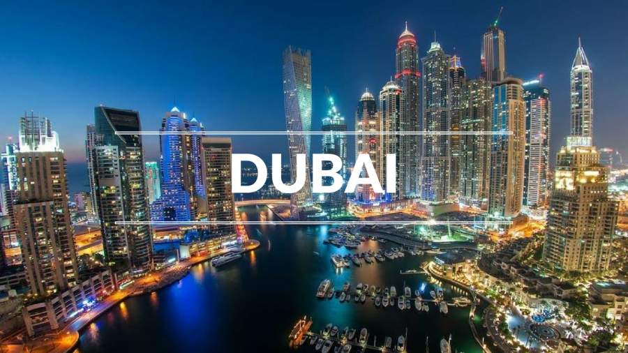 Stay and work in Dubai