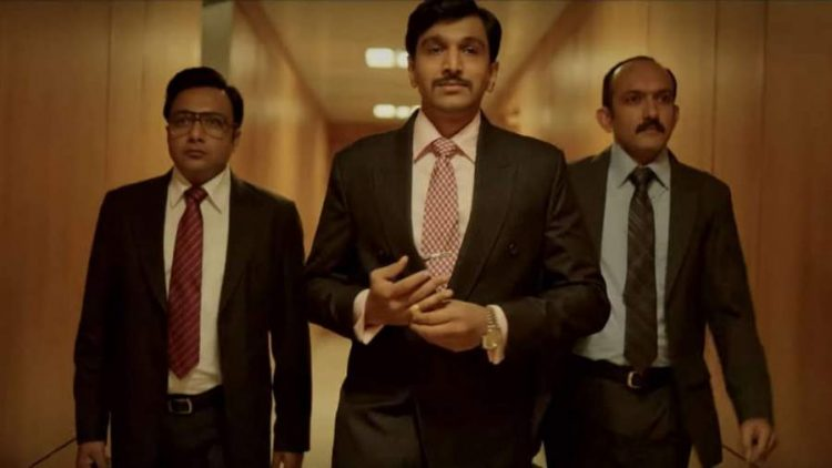 SonyLIV web series 'Scam 1992' Review