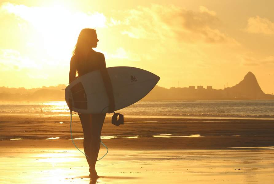 The Perfect Surfboard