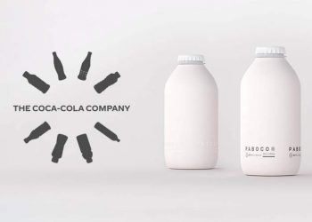 Coca-Cola's First Paper Bottle Prototype