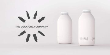 Coca-Cola's First Paper Bottle Prototype