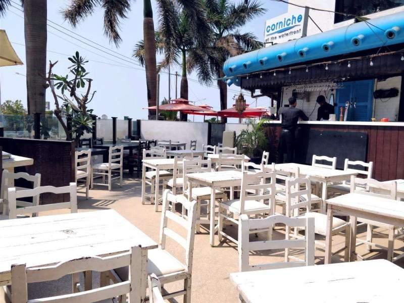 Corniche - At the waterfront