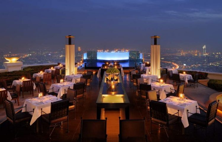 10 Dreamy Rooftop Restaurants in Mumbai