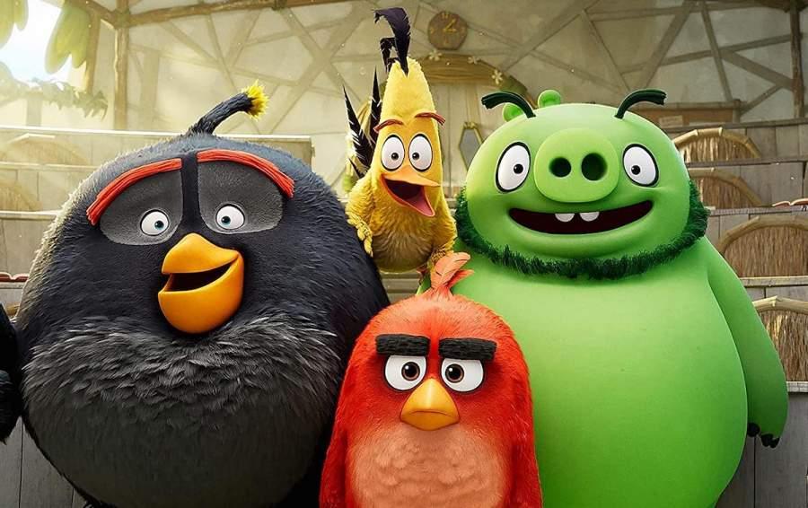 Angry Birds Summer Madness netflix series