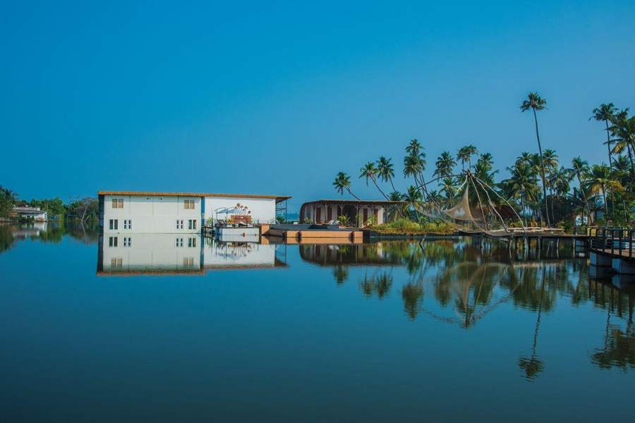 Floating Resort is in Kochi