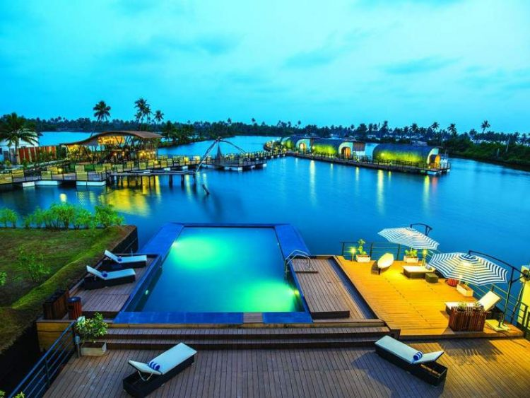 India's First Floating Resort is in Kochi