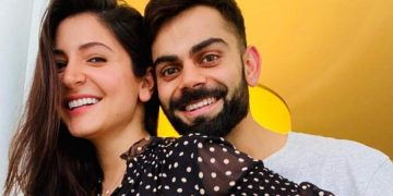 Virat Kohli Anushka Sharma cute video