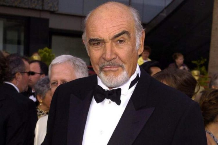Sean Connery life story, wife and death
