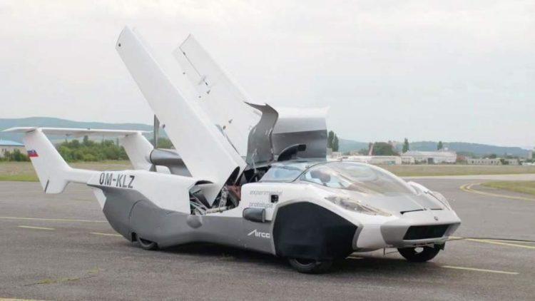 Flying Air Car