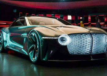 Bentley will be Fully Electric by 2030