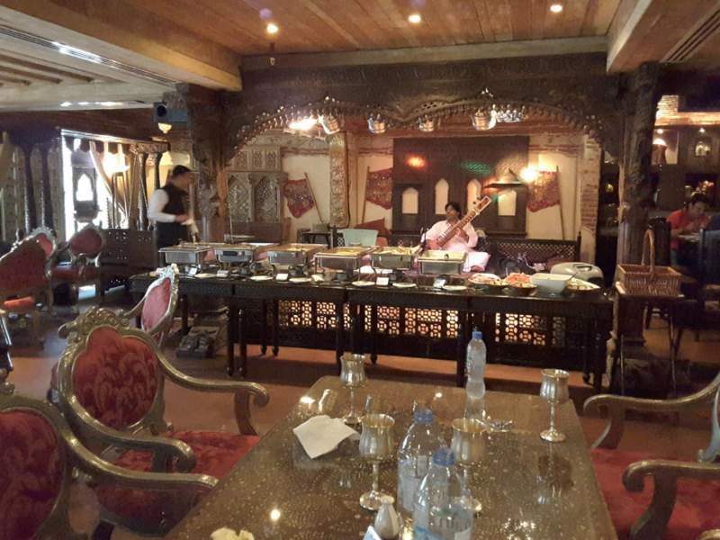 Antique Bazaar restaurant, Dubai