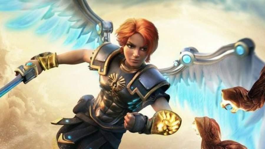 Immortals Fenyx Rising gameplay
