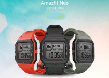 Huami Amazfit Neo review