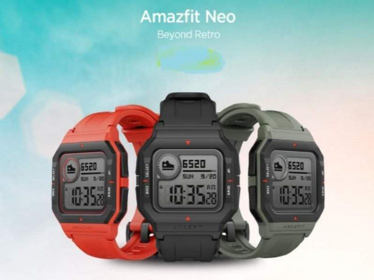 Huami Amazfit Neo review