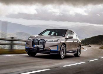 BMW Electric SUV 2022