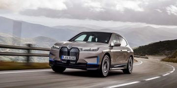 BMW Electric SUV 2022