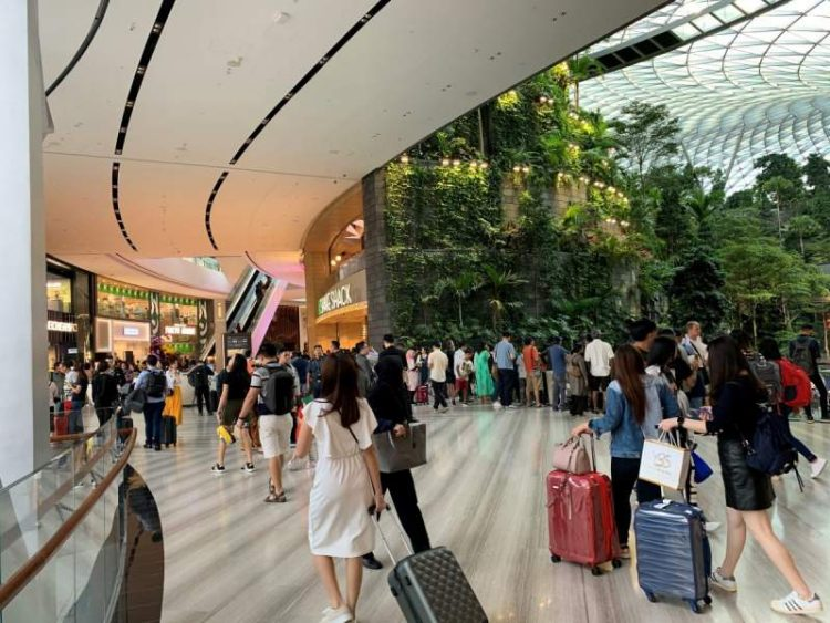 Singapore Offers Covid-19 Insurance to Inbound Travellers
