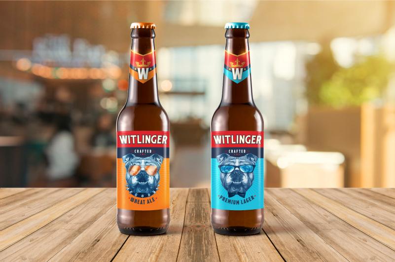 Witlinger beer