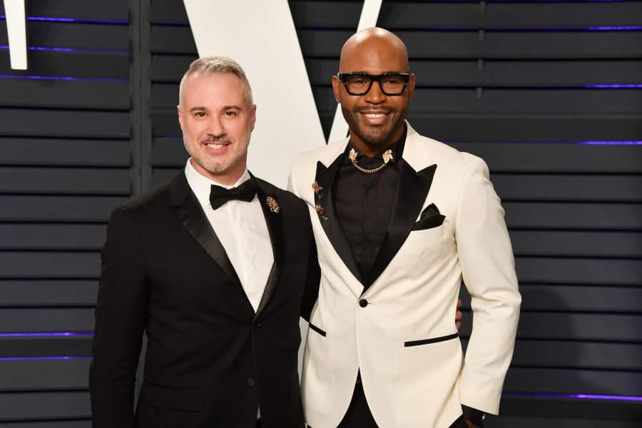 Karamo Brown and Ian Jordan