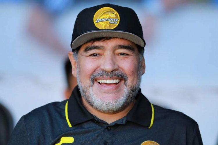 Diego Maradona Life story and death