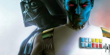Grand Admiral Thrawn is the mystery villain