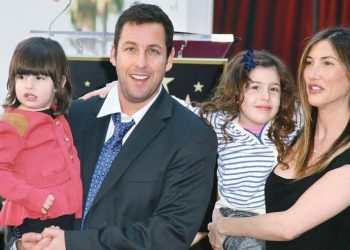 Adam Sandler bio and family