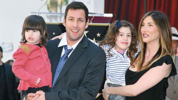 Adam Sandler bio and family