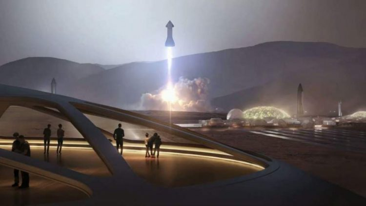 SpaceX Will Land on Mars in by 2026