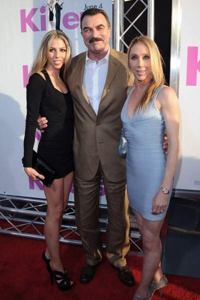 Tom Selleck daughter and wife