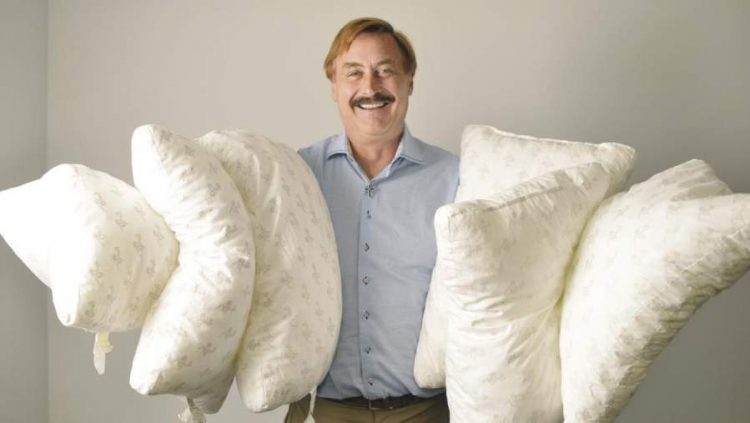 Mike Lindell Life story