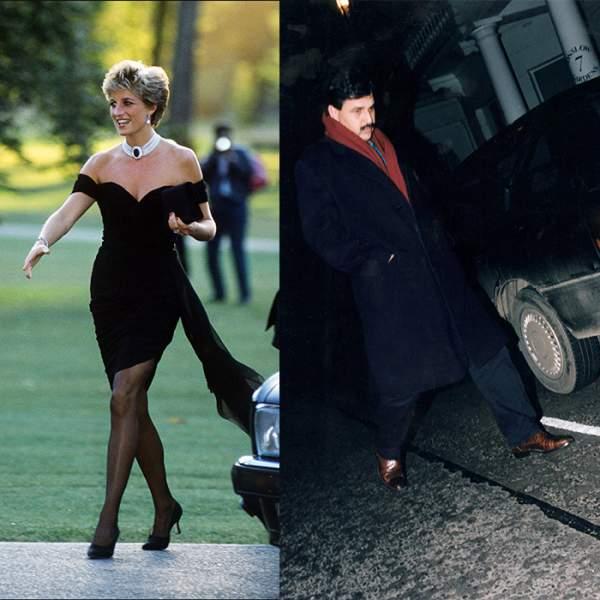 Princess Diana's relationship with Hasnat Khan
