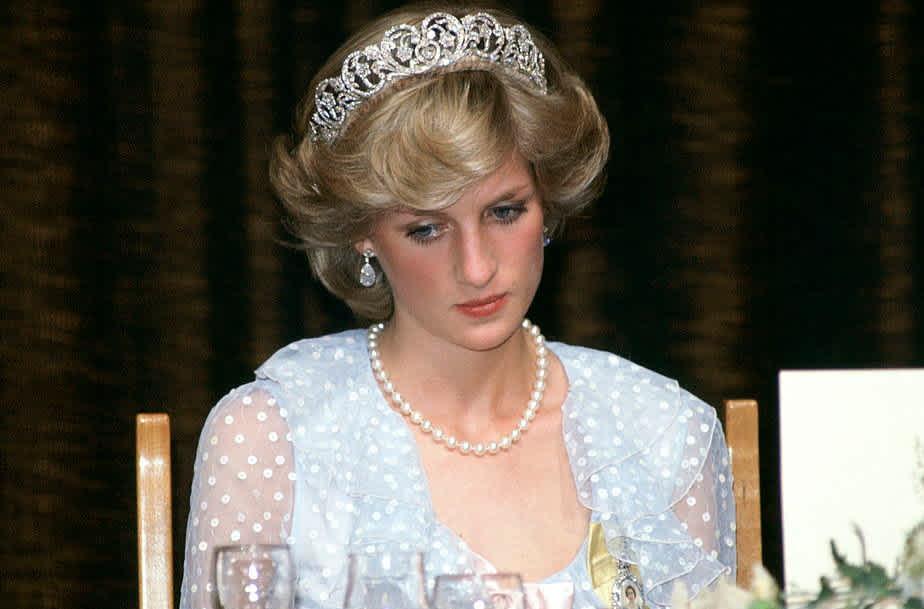 Princess Diana fought with Bulimia